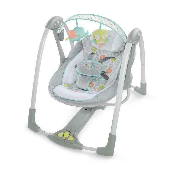 Baby Gear Ingenuity n Go Swing Hoots
