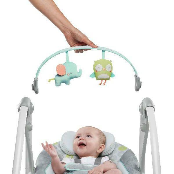 Baby Gear n Go Swing Hugs and Hoots