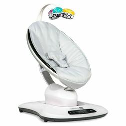 4moms Mamaroo 4 Infant Seat Grey Classic 2day Ship