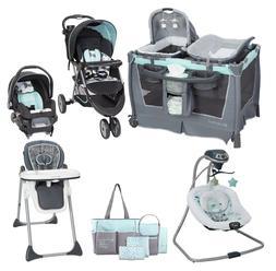 Nursery Electronic Center Stroller & Car Seat Swing Chair Ba