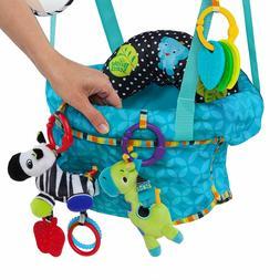 Portable Baby Doorway Bouncer Play Activity Swing Bounce Del