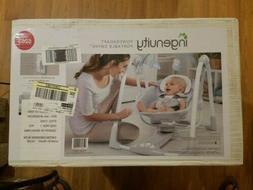 Ingenuity Poweradapt Portable Baby Swing New in Box