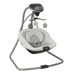 Graco Simple Sway Baby Swing - Abbington - 1927133 - New & F