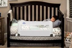 Regalo Swing Down Extra Long Convertible Crib Toddler Bed Ra