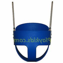 Swing Baby Toddler S-26R Full Bucket Seat Swing , BLUE