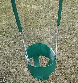 swingset infant swing,full bucket swing,play set,baby swing,