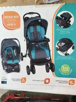Baby Trend Venture Travel System - Juniper