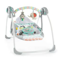 Bright Starts Whimsical Wild Portable baby Swing baby unisex